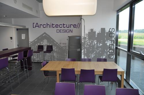 design>mur>stickers>geant>cuisine>entreprise