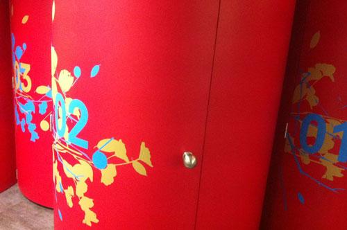 design>mural>adhesif>contemporain