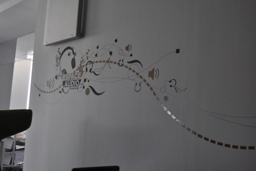 design>mur>moderne