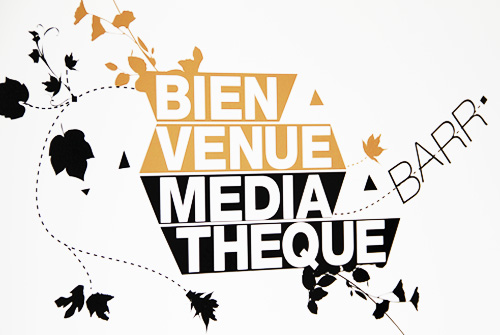 signaletique>mediatheque>identite>design