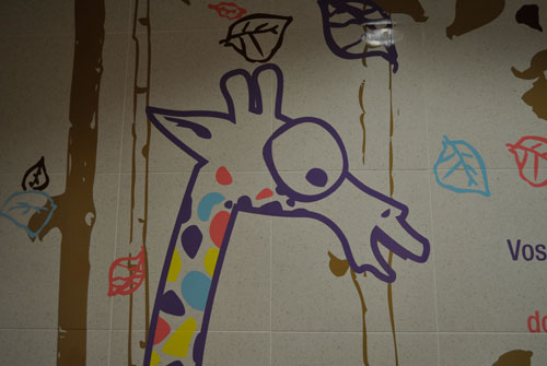 stickers>mur>enfant>sanitaire