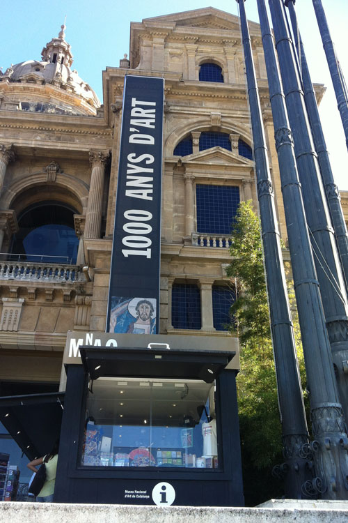 Ola ! l'atelier était en Workshop à Barcelone. Rassurez-vous, nous n'y étions que pour améliorer notre qualité de service -;)