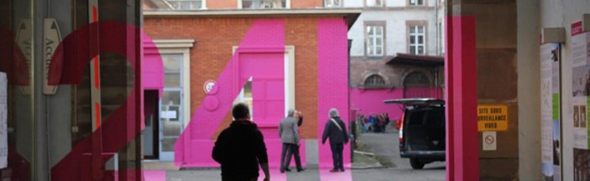 Osmoze - Atelier d'Art mural > 24h architecture anamorphose géante