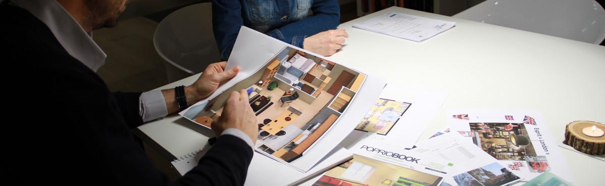 Osmoze - Atelier d'Art mural > accompagnement AMO décoration concept design agencement