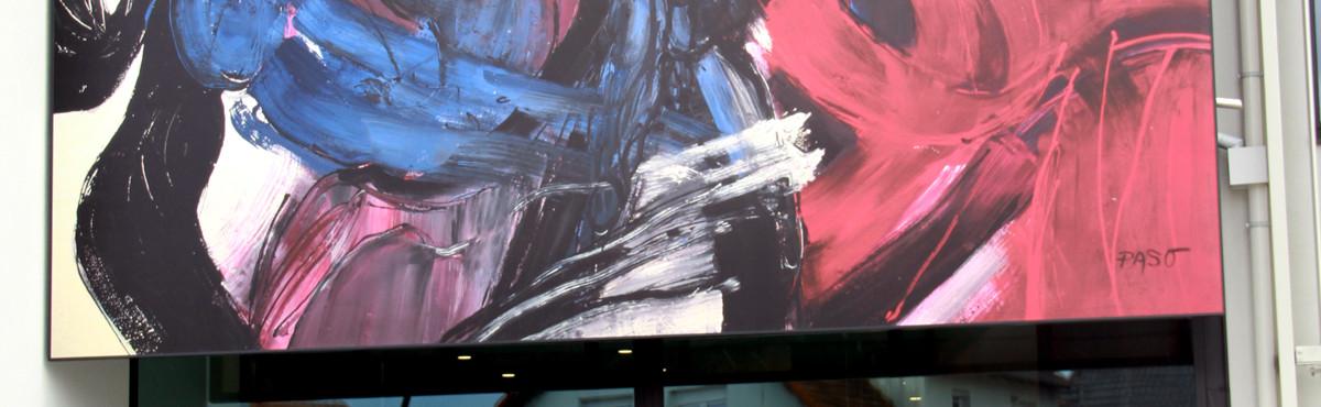 Osmoze - Atelier d'Art mural > création façade décoration art peinture