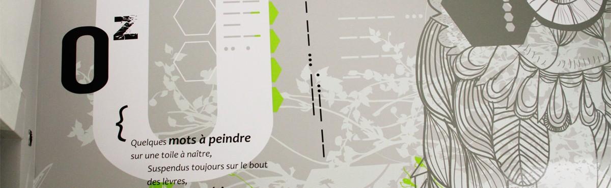 Osmoze - Atelier d'Art Mural > décoration design intérieur