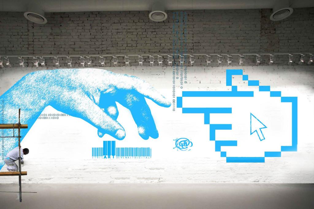 D coration et design mural ext rieur osmoze for Decors muraux exterieurs