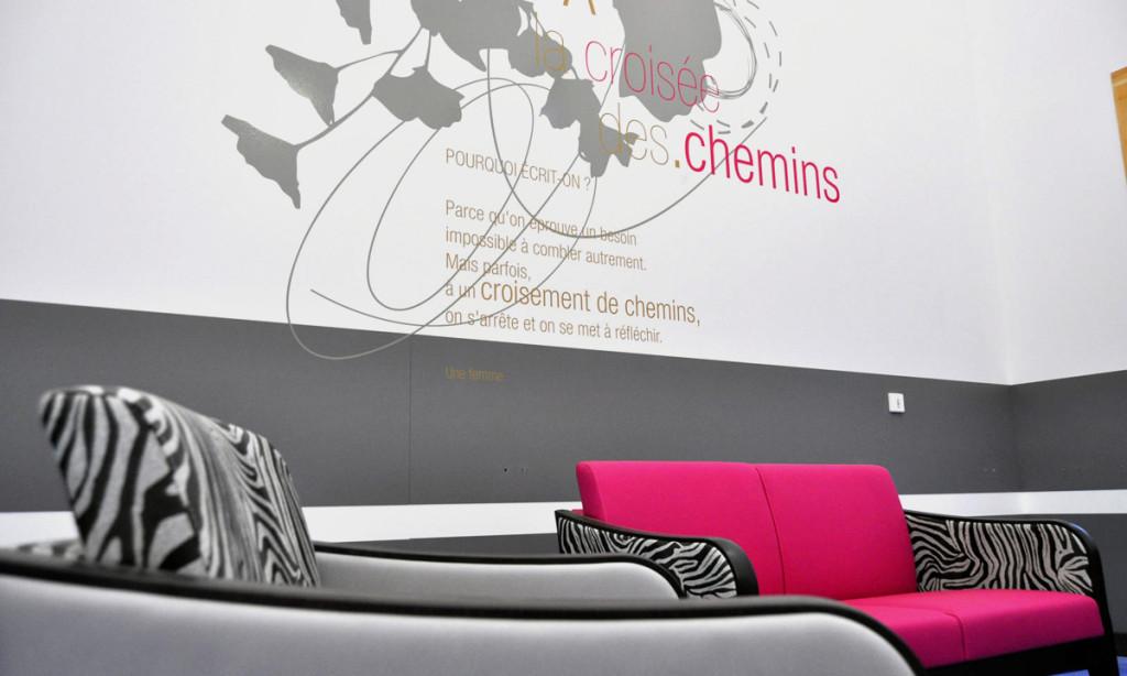 D coration de murs int rieurs osmoze - Decoration sur les murs ...