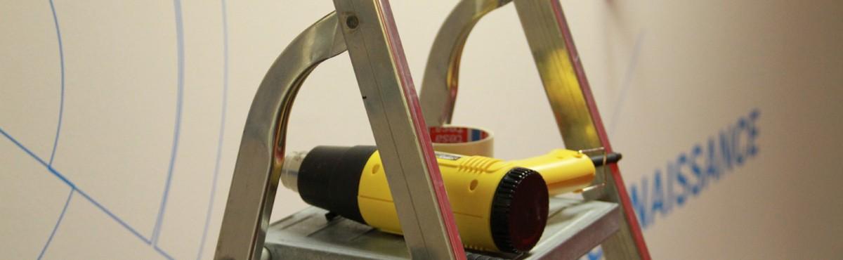 Osmoze - Atelier d'Art Mural > pose sur mesure
