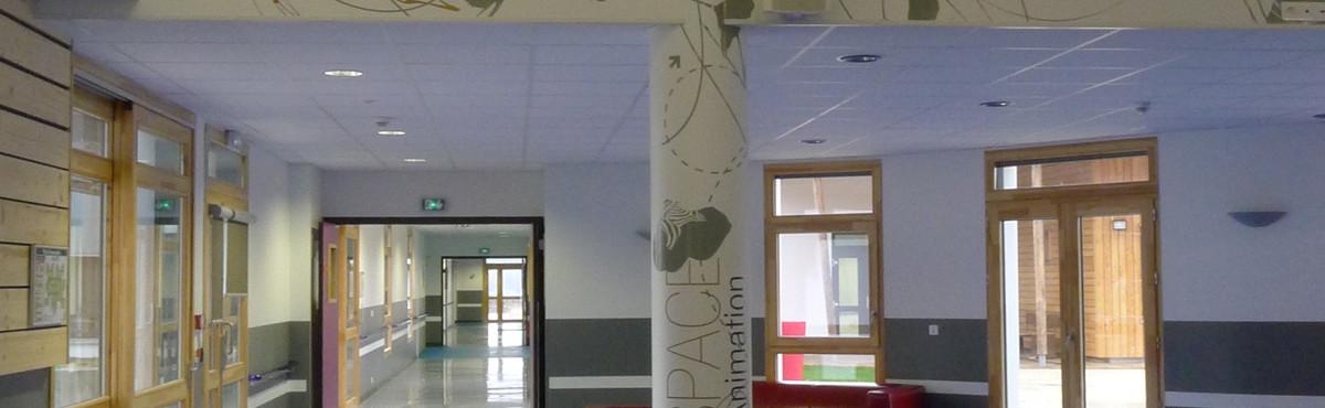 Osmoze - Atelier d'Art mural > décoration signalétique marquage espace