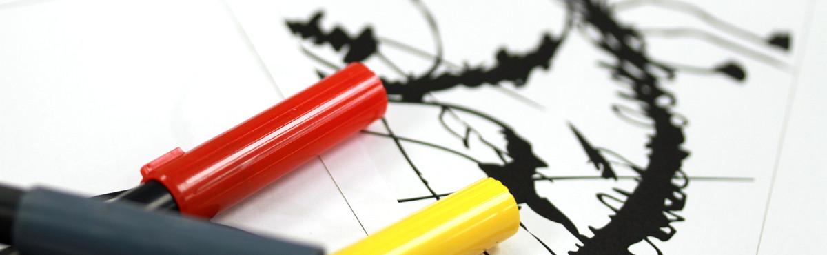 Osmoze - Atelier d'Art mural > studio création art dessin