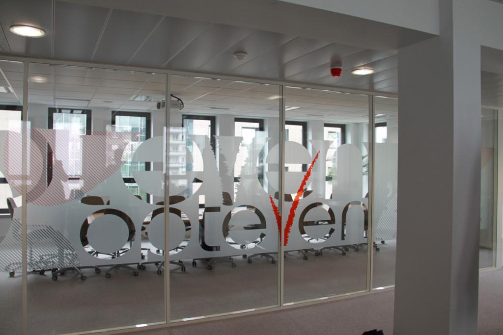 Opteven villeurbanne osmoze - Decoration des bureaux ...