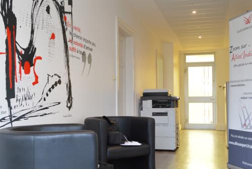 Atelier Art Mural > Design Mural > Entreprise