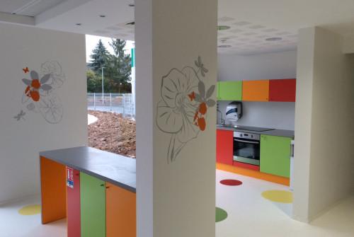 Art Mural > Décoration et Signalétique > Mur > Ehpad > Cafet > Cuisine