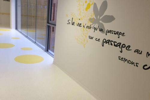 Art Mural > Décoration et Signalétique > Mur > Ehpad > Design mural