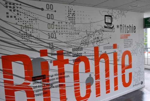 Art Mural > Signalétique Intérieure > Décoration > Mur