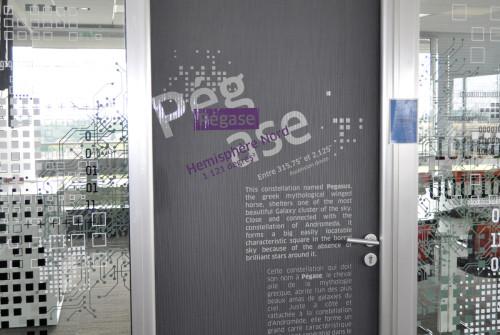 Art Mural > Signalétique Intérieure > Décoration > Porte