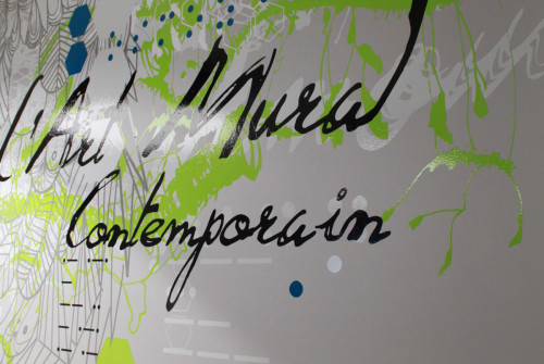 Atelier Art Mural > Siège Social > Design > Décoration Contemporaine