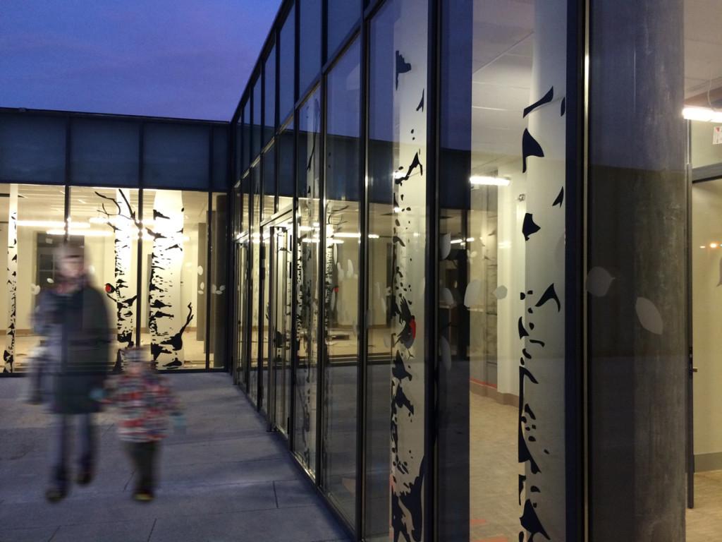 Line St Jean Art Et Design : Médiathèque st jean en royans osmoze