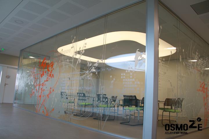 D couvrez la nouvelle d coration murale et le concept for Decoration salle de reunion