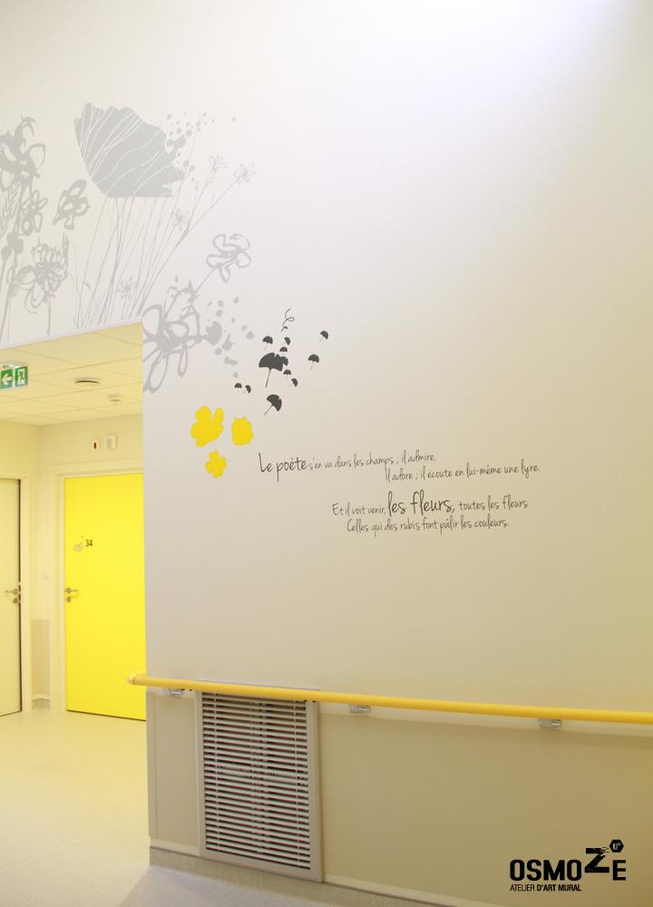 Décoration Ehpad > Art Mural > Design