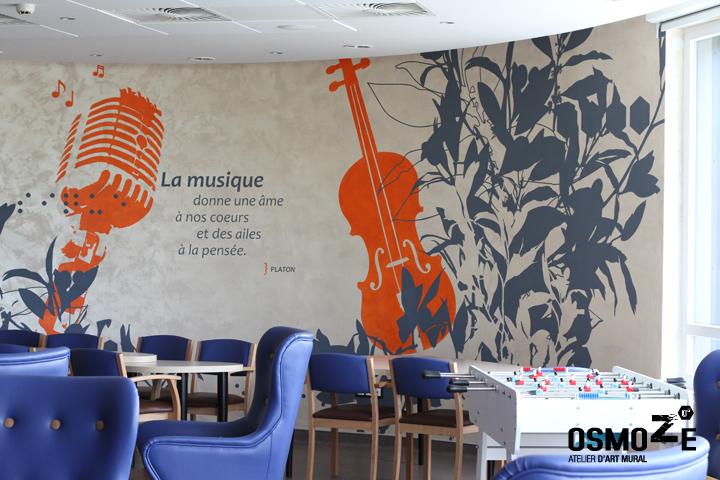 Décoration Murale > Espace Activités > Foyer Accueil Médicalisé