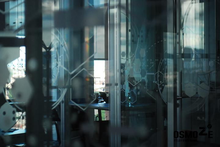 Vitrophanie digitale > AOS > Architecture > Lyon