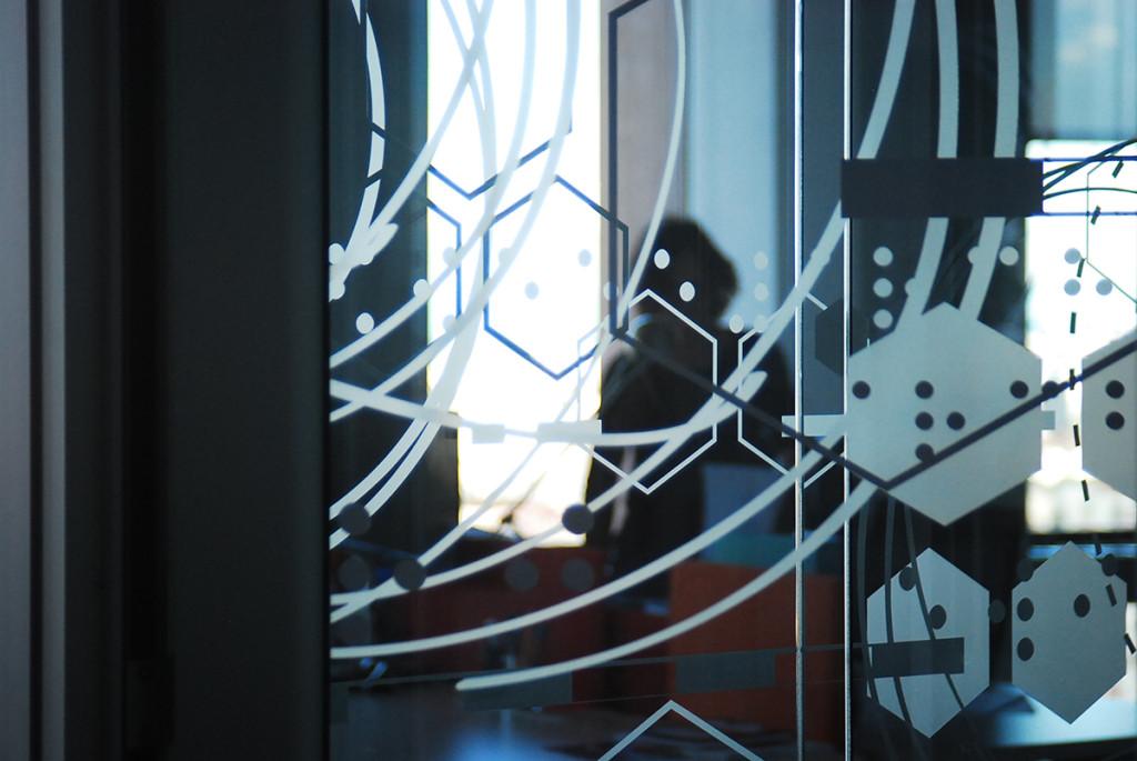graphiste vitre