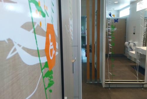 Décoration Sanitaire Centre Commercial > Vinyle Osmoze