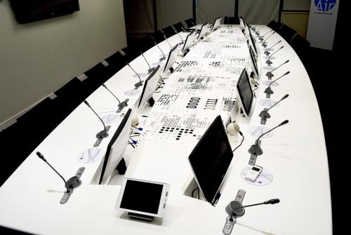 Décoration > Table > Direction > Entreprise