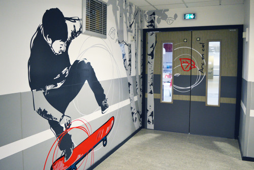 decoration>mur>personnage