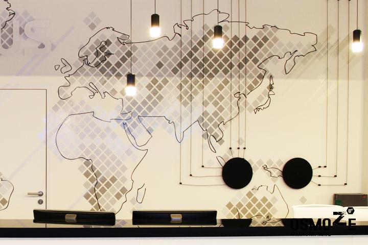 Decor Mural > Fresque contemporaine > Décoration