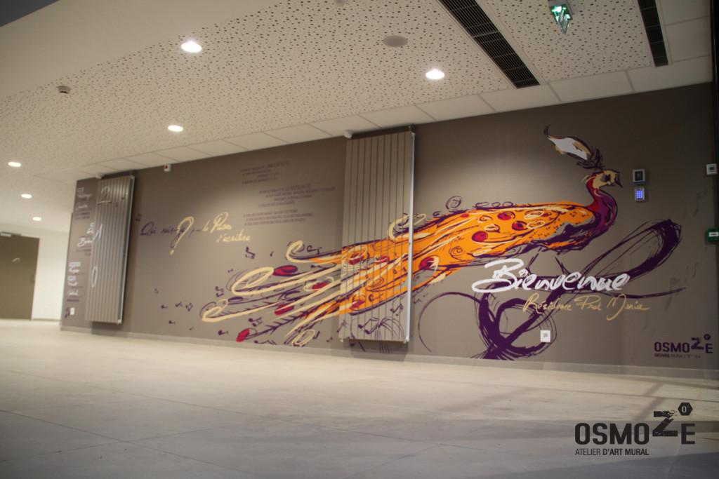 Decoration Murale Ferrat