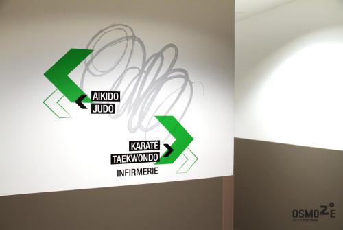 Décoration murale > Design > Signalétique directionnelle