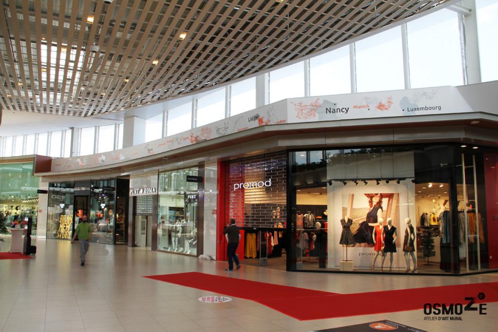 Centre commercial auchan mont st martin osmoze - Auchan saint martin boulogne ...