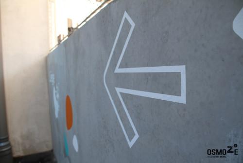 Décoration Parking > Façade Béton > Galerie Commerciale Mont Saint Martin