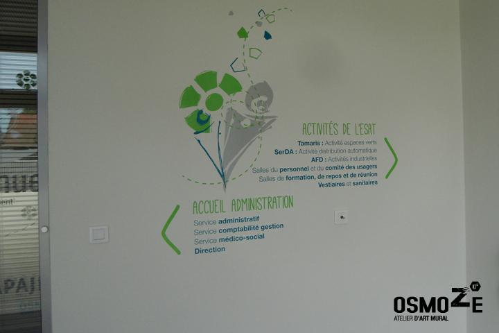 Signalétique plan > Grenoble Lyon Apaj