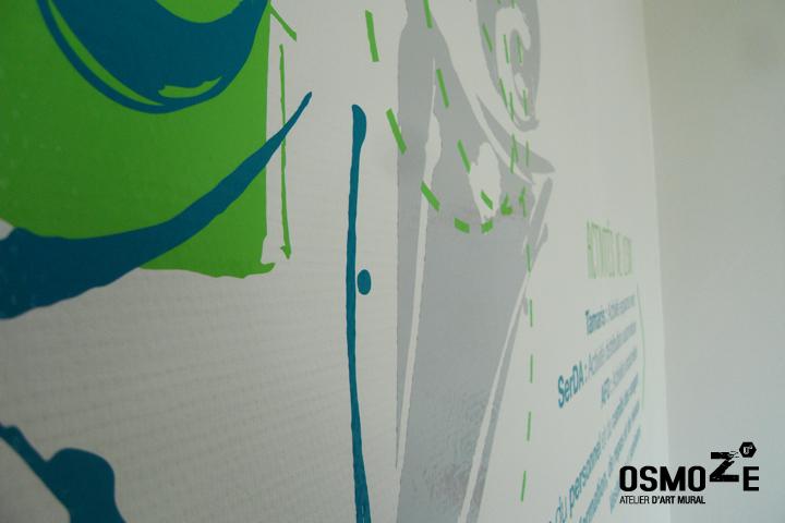 Décoration Murale Design > Fresque > Géant > Grenoble Lyon Apaj