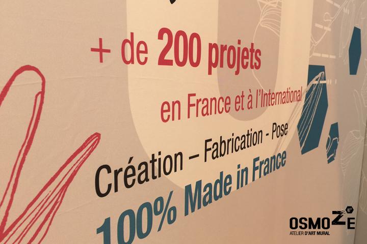 Décoration > Stand Salon Paris 2016 > Ehpad Hopital Fem Mas Fas > Porte de Versaille