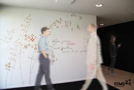 Décoration Murale Architecturale > Groupe Vinci > Art Végétal > Direction Générale