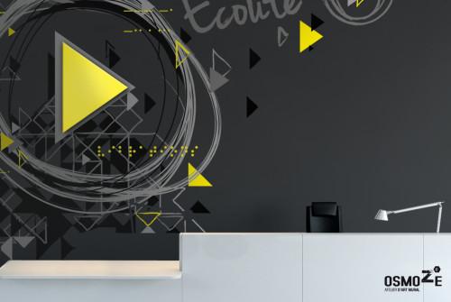 Décoration Murale > Art Mural > Hall Entreprise > Paris
