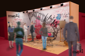 Décoration > Stand Salon Paris 2016 > Ehpad Hopital Fem Mas Fas > Porte de Versaille