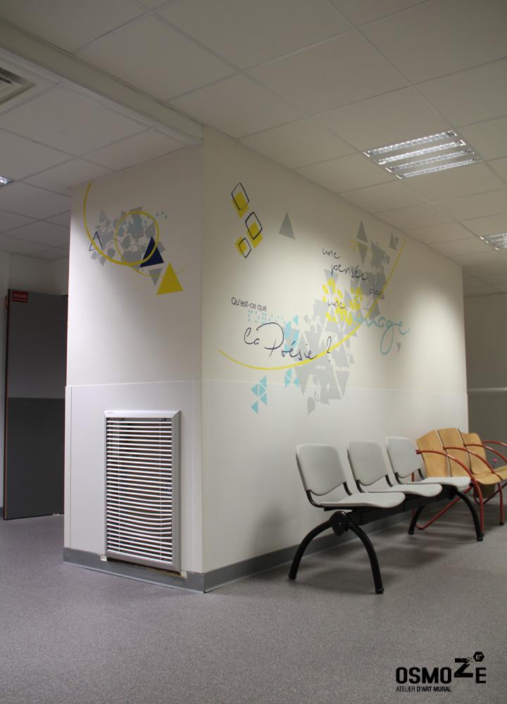 Décoration Murale > Hopital Kremlin Bicetre