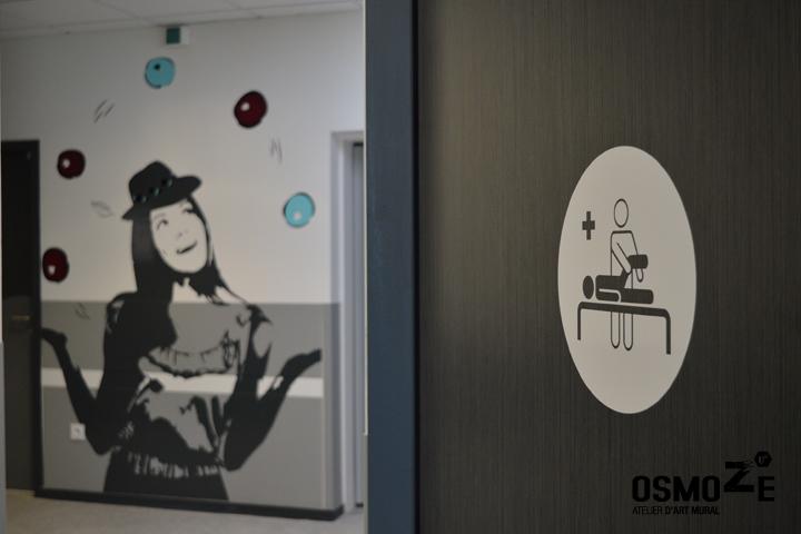 Décoration Murale & Signalétique > Picto > IME Institut Médico Educatif > Voreppe Isère