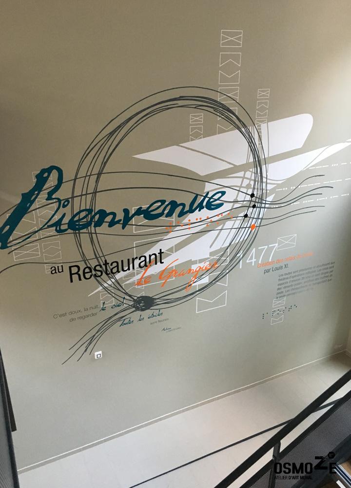 Le restaurant d entreprise du groupe la poste enfin