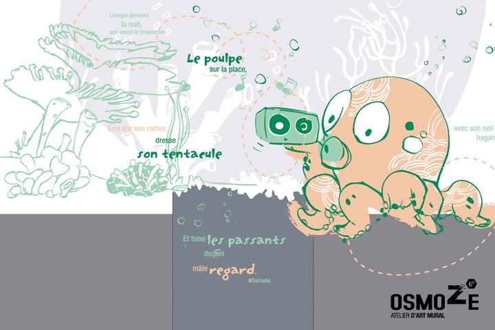 Décoration murale > Pédiatrie & Urgence Pédiatrie - Néonatalité > Couloir et Porte