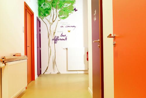 d coration artistique l association r gionale l aide aux handicap s moteurs mulhouse. Black Bedroom Furniture Sets. Home Design Ideas