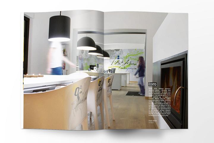 Magazine Hors Série 2017 > Décoration Murale & Signalétique > Atelier Art Osmoze