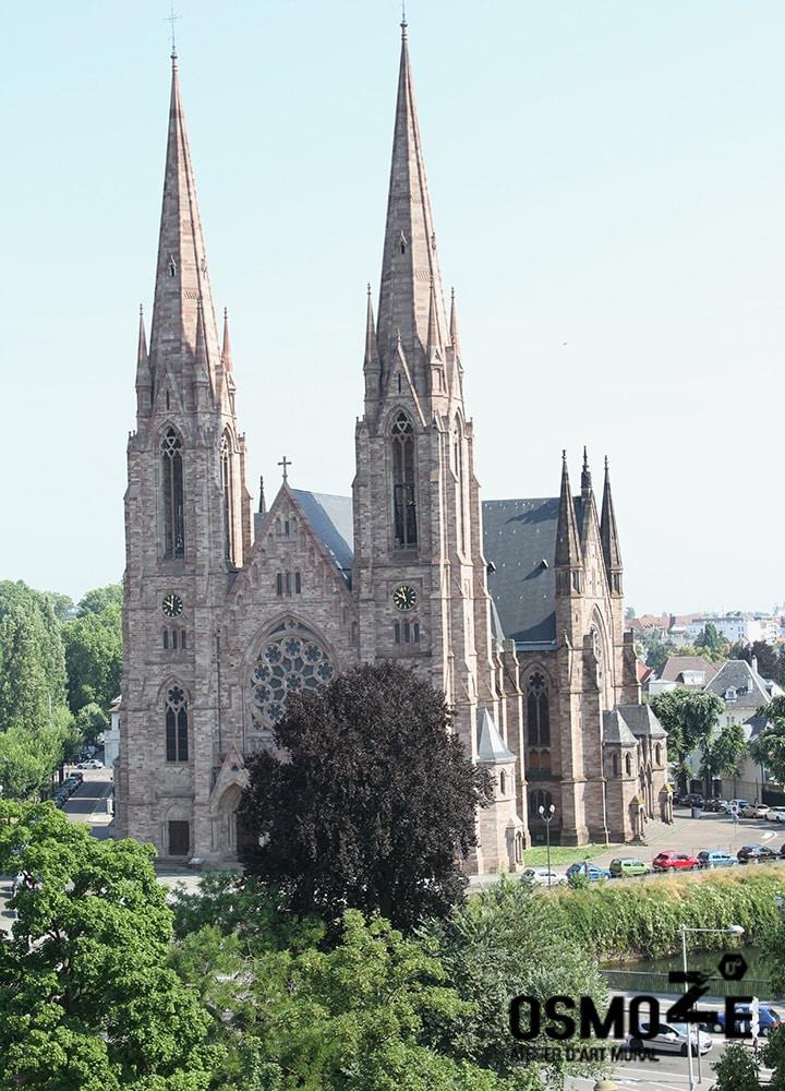 Décoration murale historique et design > CROUS Strasbourg > Résidence Universitaire > Accueil