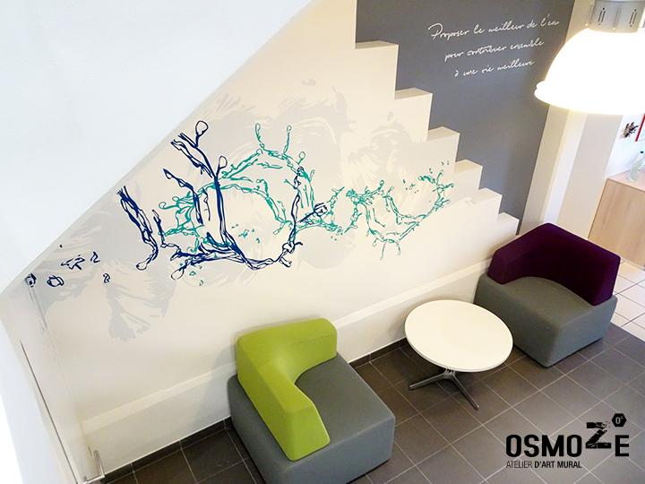 Décoration murale>Design>Groupe Spadel>Mur accueil>Salon
